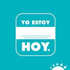 ¿Cómo estás hoy? #Frases #Español
