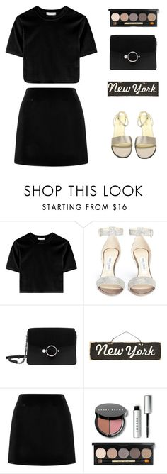 """Don't be like the rest of them darling ♥"" by irish-eyes-were-smiling ❤ liked on Polyvore featuring Jimmy Choo, Violeta by Mango, Marc Jacobs, Bobbi Brown Cosmetics, Prada, taylorswift, Inspired, velvet and beoriginal"