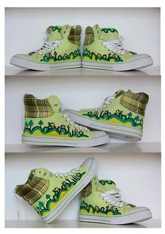 Looking for something origin ? somution is here ! Warm spring shoes from www. Warm Spring, Painted Shoes, Spring Shoes, Mix Match, Converse, Sneakers, Fashion, Spring Step Shoes, Tennis Sneakers