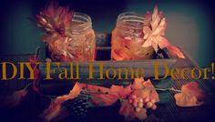Autumn DIY Dollar Tree Centerpiece   Collab!