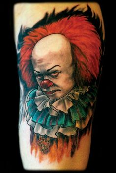 20 Awesome Horror Movie Tattoos!