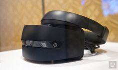 Check out the first Windows VR headsets from Dell HP and Acer