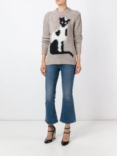Nº21 cat jumper