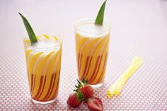 Need relief from the heat? These refreshing, non-alcoholic beverages should do the trick.