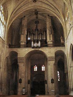 Condom Cathedrale St Pierre orgue Phébade