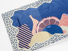Still Lifes of Patterned Fruits & Severed Hands by Fanny Roy | Minimo Graph