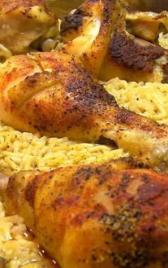 This Rice-A-Roni Chicken bake basically cooks itself. Start the dish before you leave, and by the time you get home, it's done, and ready to serve!