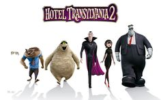 LIMA VAGA: El soundtrack principal de Hotel Transylvania 2 se...