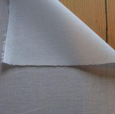 Kudospohjainen tukikangas Vlieseline G700 (valkoinen)