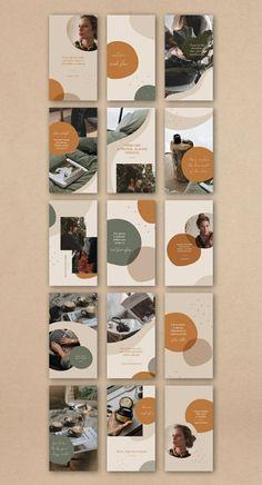Instagram Feed Layout, Instagram Design, Corporate Design, Branding Design, Design Portfolio Layout, Brochure Design Layouts, Graphic Design Brochure, Magazin Design, Graphisches Design