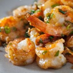 Garlic Ginger Shrimp Stir Fry Recipe | Main Dishes Recipe | SavvyFork