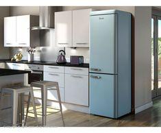Amerikanischer Nostalgie Kühlschrank : Die besten bilder von retro kühlschrank kitchen dining rooms