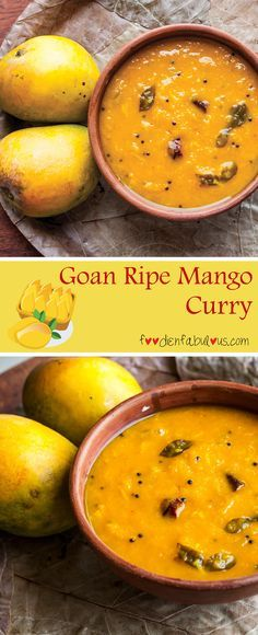 The Goan style ripe mango curry ( Ghotan Sansav) is a light summery vegetarian curry that has all the simple sweet sour and spicy flavors we love.