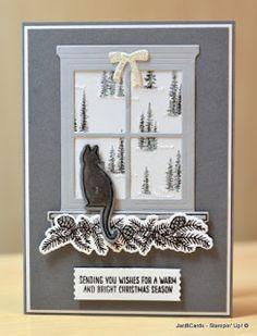 JanB Handmade Cards Atelier: DSP Thru' The Window Video