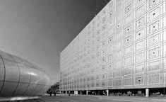 Clásicos de Arquitectura: Instituto del Mundo Árabe / Jean Nouvel