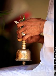 Invocation and Prayer ☽ Navigating the Mystery :: Ceremonial bell