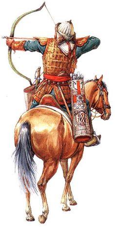 Mongols/Tatars in Russia