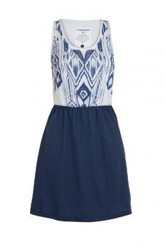 Mia Dress Inka washed blue