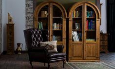 Piękne, stylowe witryny. Idealne do salonów, gabinetów. Nadadzą charakteru każdemu wnętrzu.  #biblioteka #witryna #regał #salon #jadalnia #biuro #dom #wnętrze #styl #oryginalność #wystrój #aranżacja