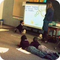 Using Prezi in the Early Elementary Classroom