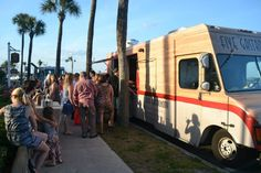 Food Truck Events, Recreational Vehicles, Trucks, Camper, Truck, Campers, Single Wide