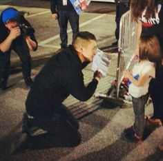Tyler is going to be a amazing dad one day