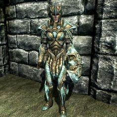 skyrim glass armor | Glasses