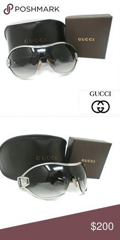 e36a386d4bc Gucci sunglasses gg 2738 s case + duster
