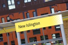 Who's jumped on a tram from New Islington yet? The new metrolink station opened yesterday!