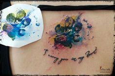 tattoo dog paw - Hledat Googlem