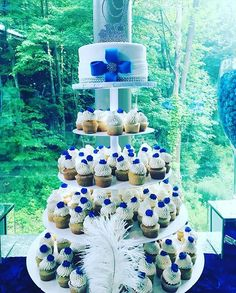 Cupcake Tower! Inquire about our dessert tables today! If you're looking for an event planner/stylist for Sweet 16s, Weddings, Graduation Parties, Baby Showers, Birthday Parties etc please text/call 914-510-3079 or email info@classwithcapri.com for ALL inquires! Like us on Facebook: Class With Capri Events and Follow us on IG & Twitter @classwithcapri 💎 . . . . . . . . . . . . @ClassWithCapri #ClassWithCapri #weddings #eventplanner #NYevents #NYeventplanner #newyorkweddings…