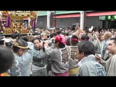 Sanja Matsuri 2012 - 三社祭 via Lifeyou.tv