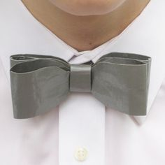 Duct Tape Bow Tie @Walter Penney im not sure why but i feel like you would like this