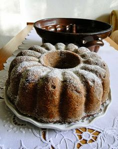 Czech Recipes, Sweet Cakes, Kitchen Hacks, French Toast, Food And Drink, Cooking Recipes, Pudding, Sweets, Bread