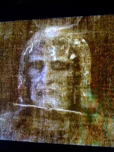 CRISTO: relieve tridimensional tomado de la Síndone de Turín.