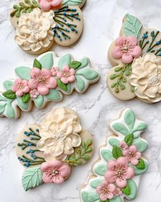 – Inspiration Monday – Create with Connie & Mary Mother's Day Cookies, Crazy Cookies, Summer Cookies, Fancy Cookies, Iced Cookies, Cute Cookies, Easter Cookies, Royal Icing Cookies, Birthday Cookies