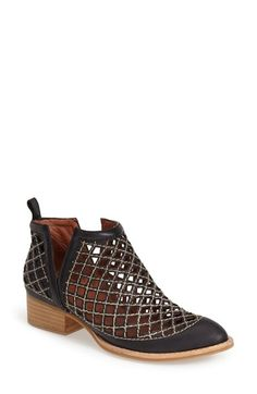Jeffrey Campbell 'Taggart' Ankle Boot (Women) available at #Nordstrom