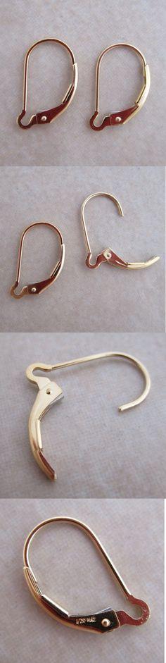 a10176c3e5754 21 Best Earring Findings images in 2019   Earrings, Jewelry findings ...