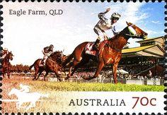 Stamp: Eagle Farm, QLD (Australia) (Australian Racecourses) Mi:AU 4204,Sg:AU 4262,WAD:AU088.14