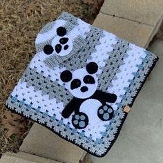 Crochet Bedspread Pattern, Baby Afghan Crochet, Crochet Blanket Patterns, Crochet Panda, Häkelanleitung Baby, Selling Crochet, Elephant Pattern, Cat Pattern, Crochet Stitches For Beginners