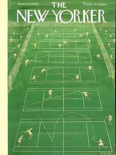 Green - The New Yorker - June 25, 1960