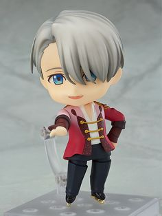 Yuri on Ice - Victor Nikiforov - Nendoroid - Good Smile Company & Orange Rouge (Aug 2017)  - SD-Figuren / Nendoroids - Japanshrine