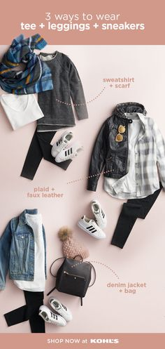 outfits with leggings and high top converse New Outfits, Spring Outfits, Winter Outfits, Casual Outfits, Cute Outfits, Fashion Outfits, Womens Fashion, Athleisure Fashion, Athleisure Outfits