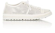 Marsèll Perforated Sneakers at Barneys New York