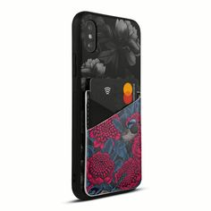 #creditcard #korttitasku #värikäs #cardpocket #wallet #design #animalprint #flowers #marble #marmori #art Phone Cases, Pocket, Electronics, Iphone, Random, Cards, Design, Products