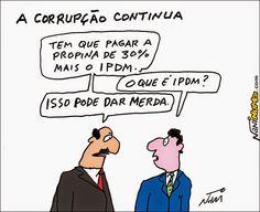 Nani Humor: A CORRUPÇÃO CONTINUA