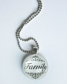 For those times when you forget you have a family and need to look in the general bosom area for a reminder