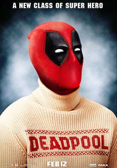 Is it weird that whenever someone mentions w new deadpool movie I ome dialect tell them the new release dates