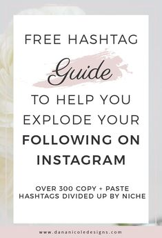 Using one banned hashtag will cause all the hashtags for that photo to stop working. Find out how to create a list of safe hashtags so your photos are seen! Free Instagram, Instagram Tips, Instagram Hastags, Software, More Instagram Followers, Instagram Marketing Tips, Internet, Blogging For Beginners, Make Money Blogging