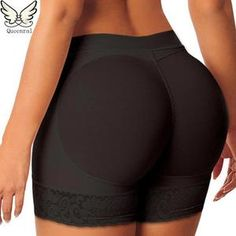 de87c70433 Women Butt Lifter Enhancer Pads Control Panties Bum Lifting Body Shapewear  Hot Shapers Bottock Shorts Hip Up Pants Shapwear
